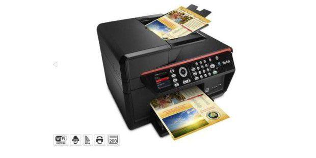 Multifunktionsgerät mit erschwinglichen Seitenkosten: Kodak Office Hero 6.1.