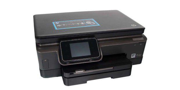 Multifunktionsgerät mit Touchpanel: HP Photosmart 6510 B211a