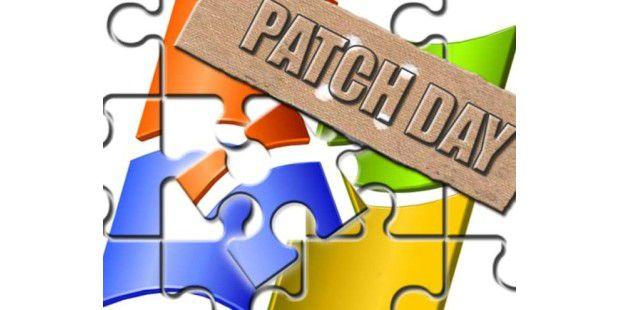 Microsoft stopft zum Patch-Day im November insgesamt 4 Windows-Lücken