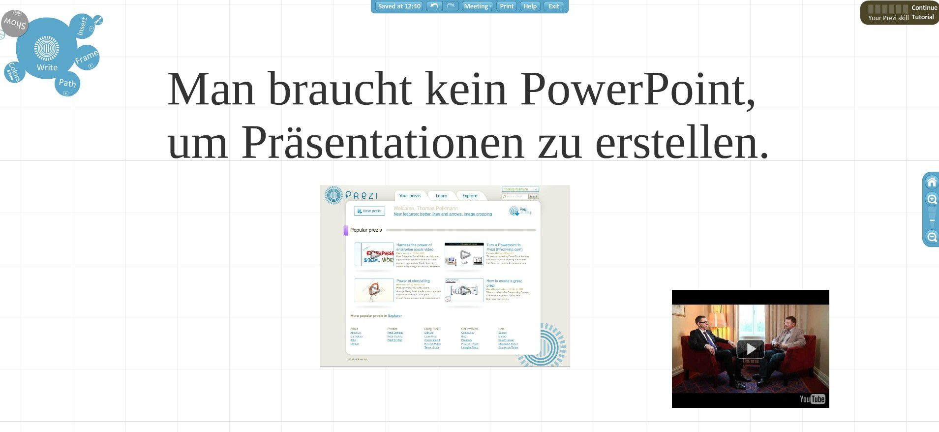 Powerpoint - Gratis-Alternativen aus der Cloud - PC-WELT