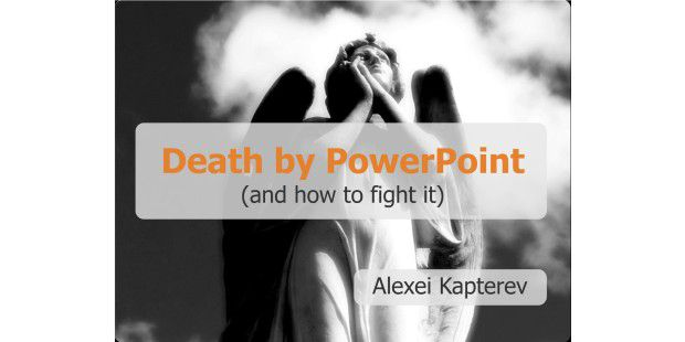 Alexei Kapterev: Death by Powerpoint