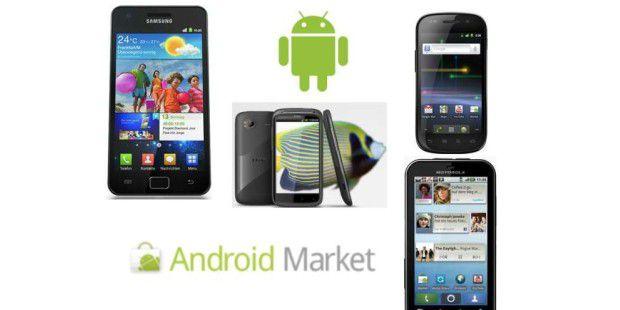 Android-Apps für längere Akku-Laufzeit