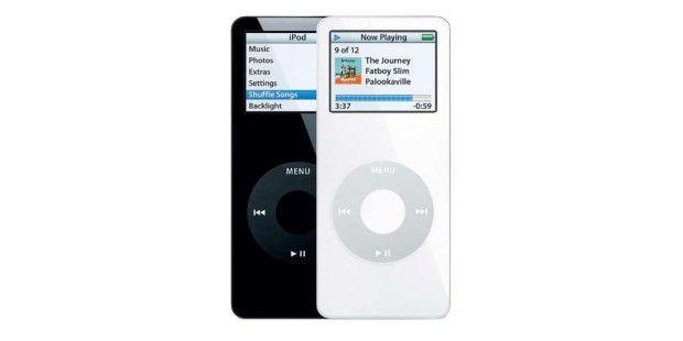 Apple ruft den iPod nano der 1. Generation zurück