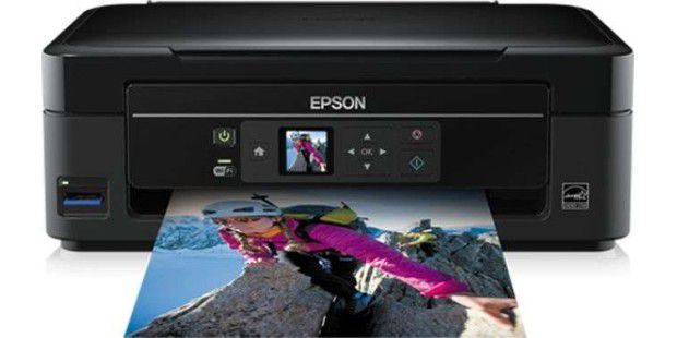 epson stylus sx435w im test pc welt. Black Bedroom Furniture Sets. Home Design Ideas