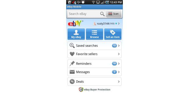 Die offizielle App zum Internet-Auktionshauses, mit allenFunktionen der Online-Version.