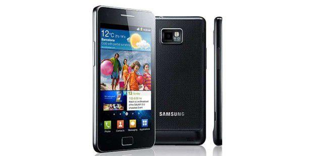 Samsung Galaxy S2 erhält Android 4