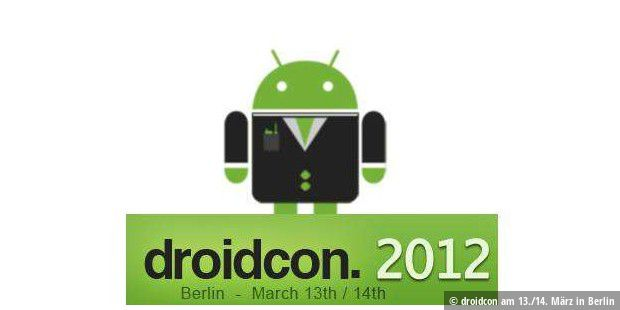 droidcon am 13./14. März in Berlin
