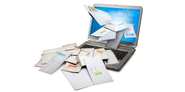 """Spam-Mails können Sie getrost an ein """"Müll-Postfach"""" weiterleiten."""