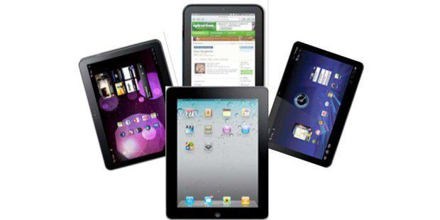 Tablet-PCs sind der Verkaufsschlager