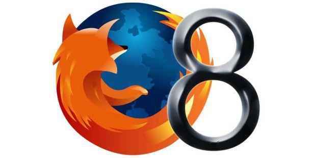 Firefox 8.0.1 ist erschienen