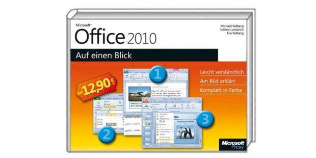 Microsoft verschenkt Office-2010-Ebook