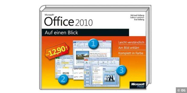 Microsoft verschenkt Office-2010-Ebook