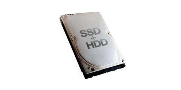 Die neuen Hybrid-Festplatten der Momentus XT-Reihe sollen 70 Prozent schneller sein als vorher.