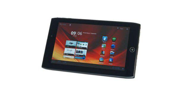 Der Vorgänger: Acer Iconia Tab A100.