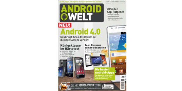 AndroidWelt 01/2012