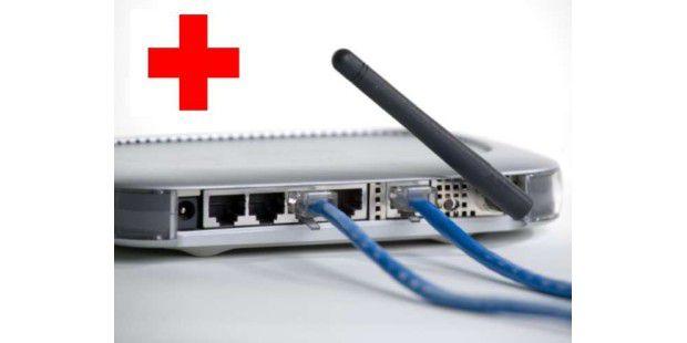 Netzwerk-Probleme sind meist schwer einzugrenzen. Das Überprüfen der Router-Einstellungen ist aber stets ein guter Anfang.