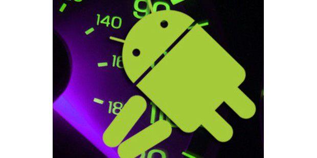 Apps mit Hardware-Beschleunigung laufen deutlich besser.Ab Android 4.0 ist das Standard.