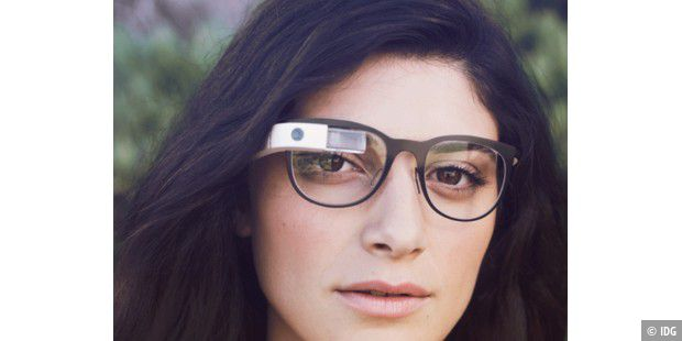Google Glass erhält Hardware-Upgrade