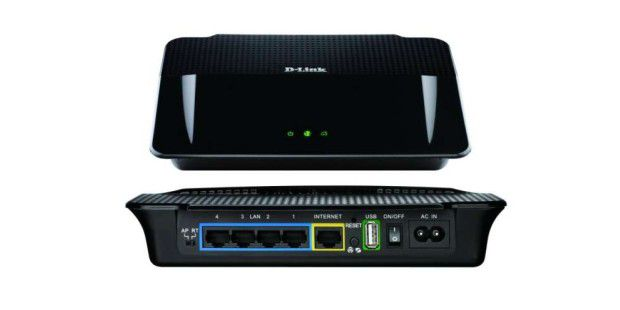 D-Link Wireless N Powerline Gigabit Router DHP-1565