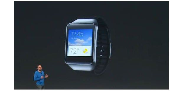 Samsung Gear Life mit Android Wear