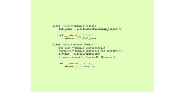 Framework Django