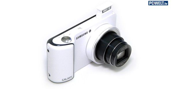 Samsung Galaxy Camera im Test-Video