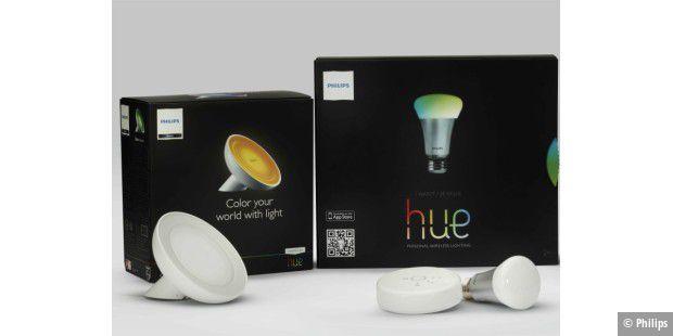 intelligentes licht sorgt daheim f r passende stimmung und sicherheit pc welt. Black Bedroom Furniture Sets. Home Design Ideas