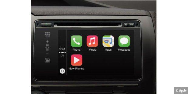 apple gewinnt weitere automobil hersteller f r carplay. Black Bedroom Furniture Sets. Home Design Ideas