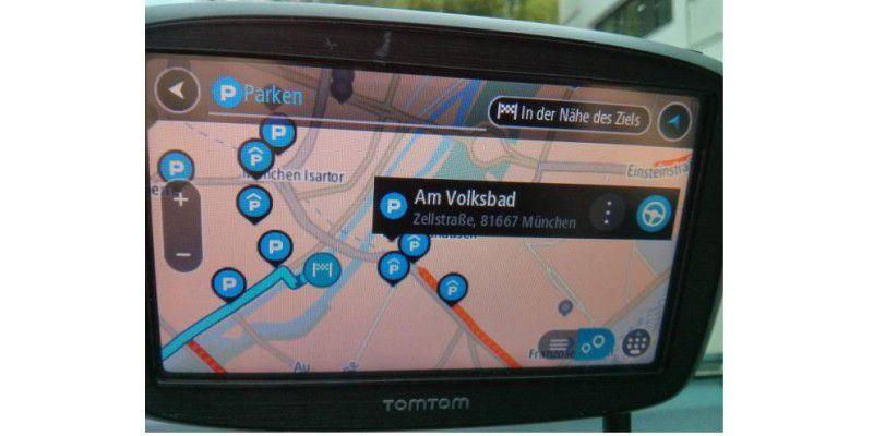 Tomtom Sd Karte Installieren.Tomtom Go 50 Im Test Das Kann Das Günstigste Navi Update Pc Welt