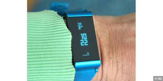 Withings Pulse O2 ist ein Fitnesstracker mit Pulsmesser