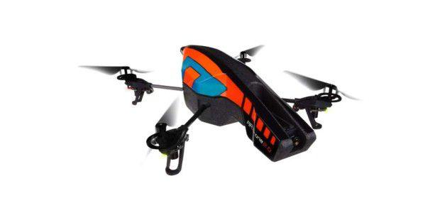 Parrot stellt AR.Drone 2.0 vor