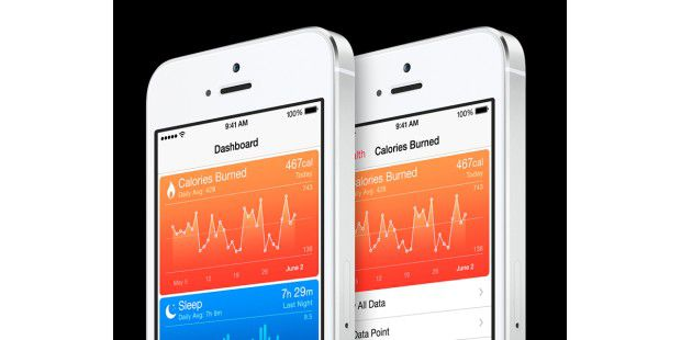 Neue Features für Apples Health-App