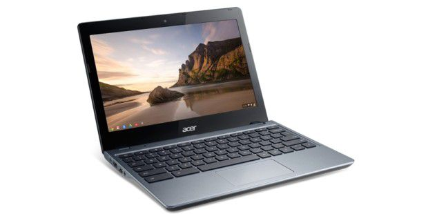 Chromebook C720 mit Intel-Core-i3-CPU