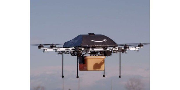 Amazon will Prime Air Drohnen nun testen