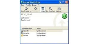 Synchonisations-Software: ActiveSync