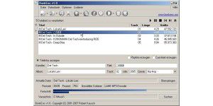 Audio-Tool: fre:ac - Free Audio Converter