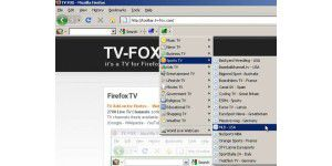 Firefox Add-On TV-FOX