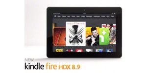 Amazon stellt neue Kindle-Fire-Tablets vor