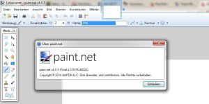 Paint.Net 4.0.3 zum Download erschienen
