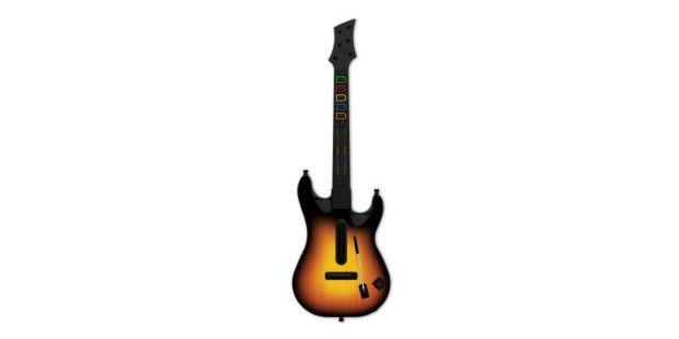 Die neue Gitarre