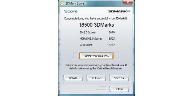 Gutes Ergebnis für den Arlt Core i7 Xtreme Gamer GTX295