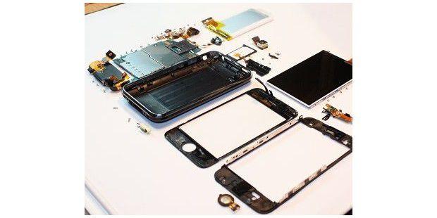 iPhone 3G S zerlegt: Neue Bauteile machen es schneller und sparsamer