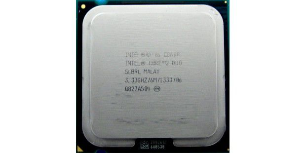3,33-GHz-Doppelkerner: Intel Core 2 Duo E8600