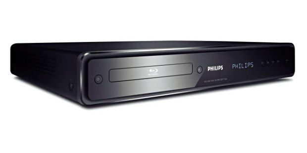 Philips BDP7200 Blu-Ray-Player