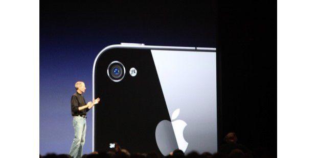 iPhone-4-Kamera mit Blitz