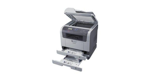 Skalierbarkeit: Optional lässt sich das Gerät um eine550-Blatt-Kassette erweitern. (Quelle: Samsung)