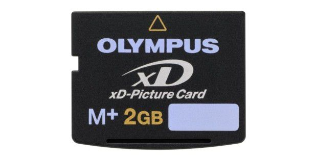 Olympus xD-Picture Card vom Typ M+