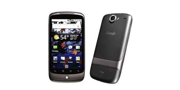 Google Nexus One: geniales Display