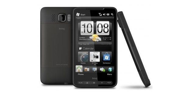 HTC HD2 mit riesigem Display