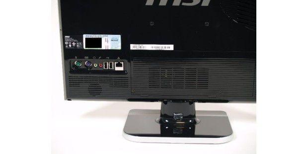 MSI Wind Neton AP1900: zwei PS/2-Buchsen alsBesonderheit